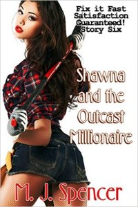 shawna and the outcast millionaire