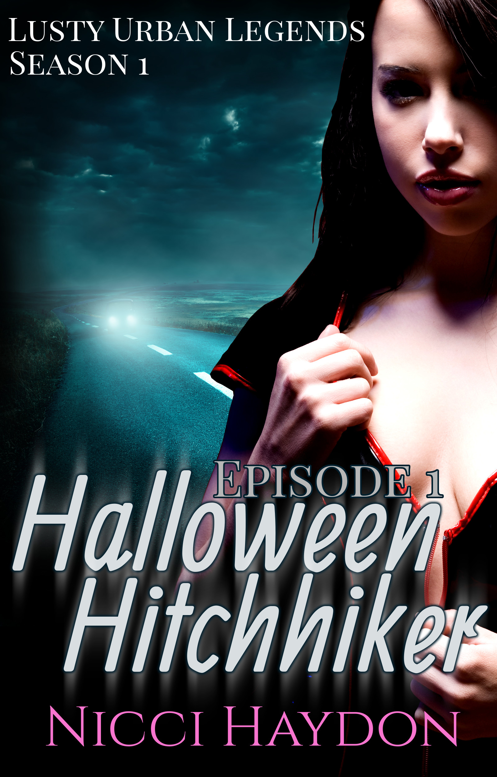 Halloween Hitchhiker - Lusty Urban Legends Episode 1