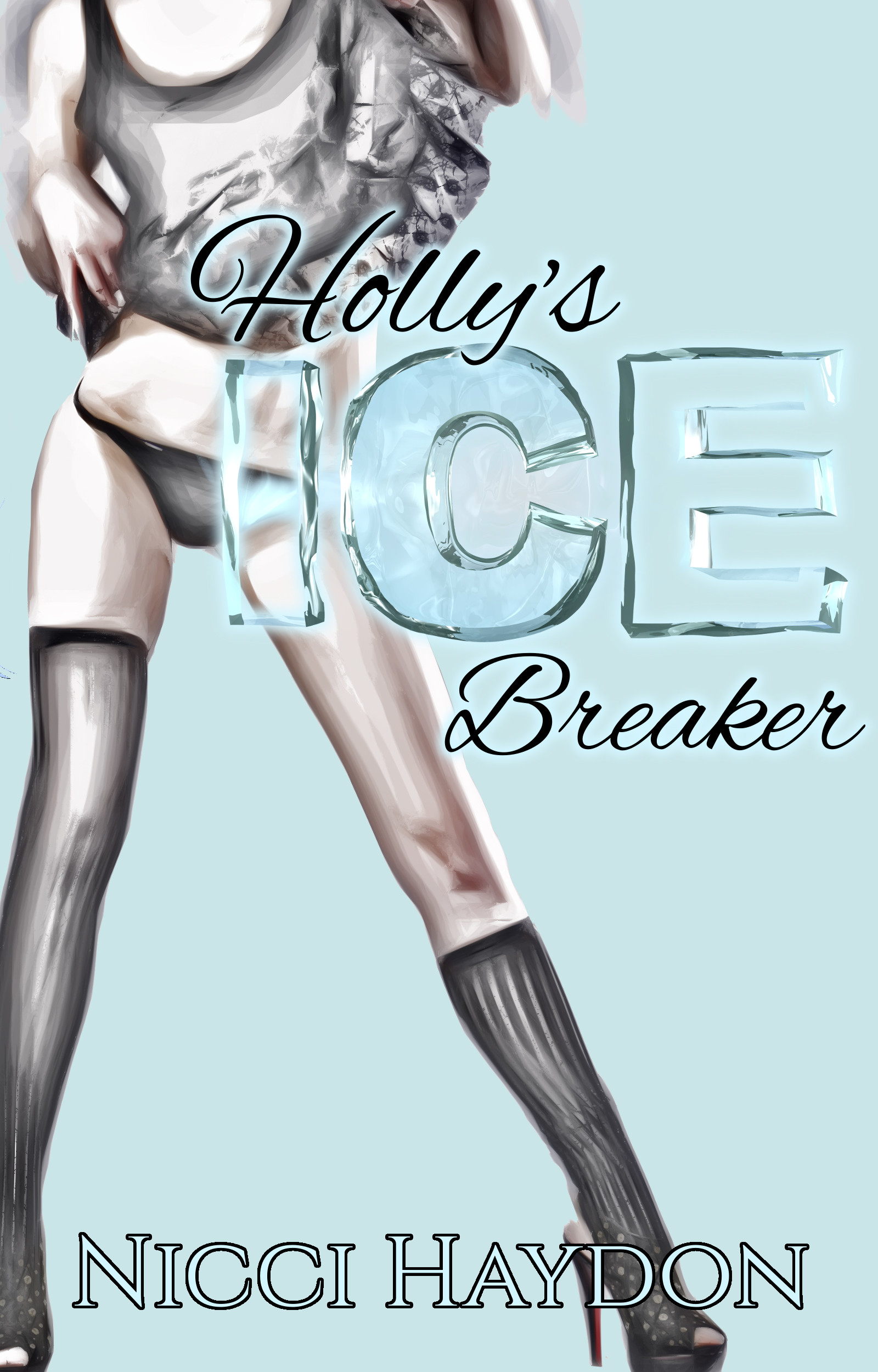 Holly's Ice Breaker (Shy Lesbian First Time)