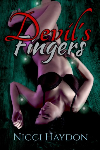devil's fingers ebook cover