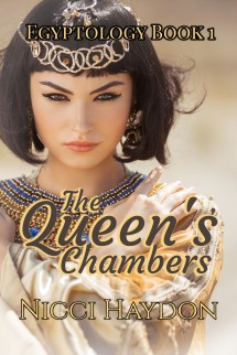 The Queen's Chambers eBook Cover option 3