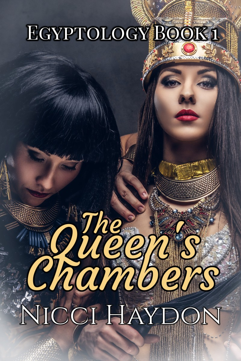 "New Lesbian Erotica: ""The Queen's Chambers"""