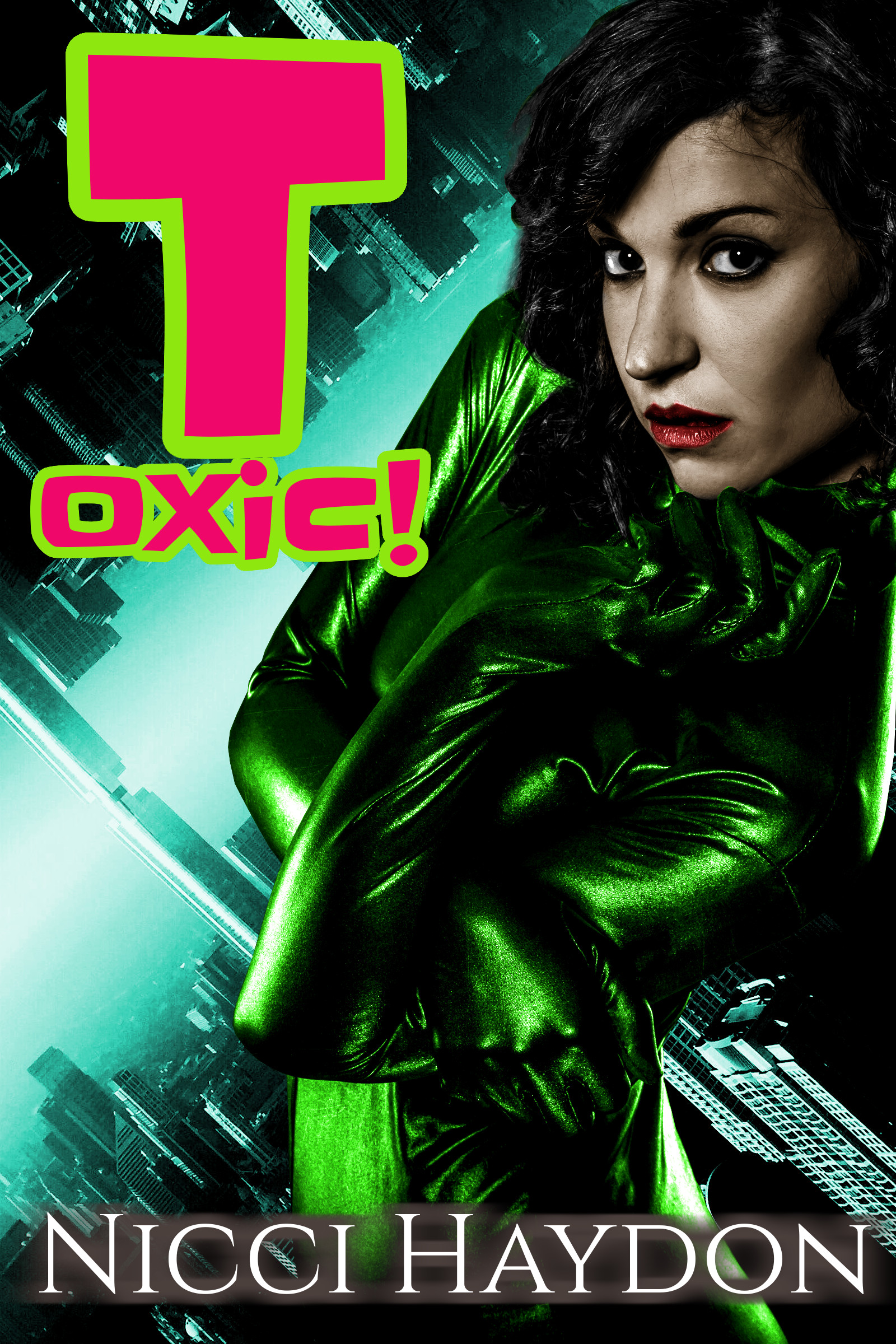 Toxic! (M/F Superheroes)